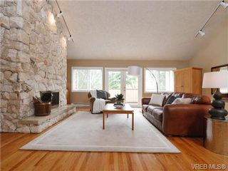 Photo 2: 6684 Aston End in BRENTWOOD BAY: CS Brentwood Bay House for sale (Central Saanich)  : MLS®# 735453