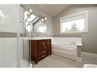 Photo 8: 6684 Aston End in BRENTWOOD BAY: CS Brentwood Bay House for sale (Central Saanich)  : MLS®# 735453
