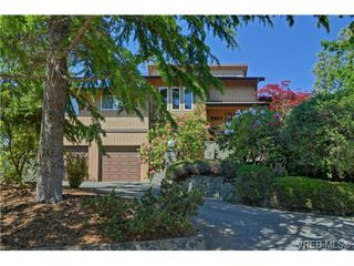 Photo 1: 6684 Aston End in BRENTWOOD BAY: CS Brentwood Bay House for sale (Central Saanich)  : MLS®# 735453