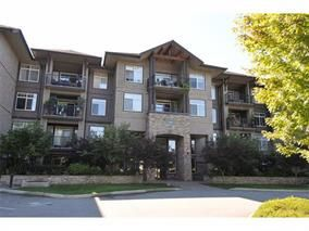 """Main Photo: 218 12258 224TH Street in Maple Ridge: East Central Condo for sale in """"STONEGATE"""" : MLS®# R2115549"""