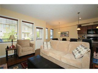 Photo 5: 204 413 RIVER Avenue: Cochrane House for sale : MLS®# C4104629