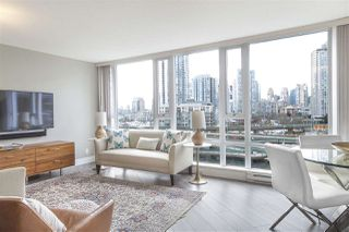 Photo 1: 907 918 COOPERAGE Way in Vancouver: Yaletown Condo for sale (Vancouver West)  : MLS®# R2165383