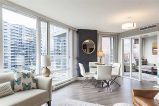 Photo 3: 907 918 COOPERAGE Way in Vancouver: Yaletown Condo for sale (Vancouver West)  : MLS®# R2165383