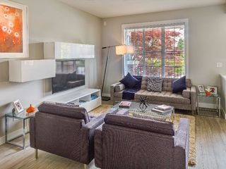 Photo 4: 17 2150 Salisbury Avenue in Port Coquitlam: Glenwood PQ Townhouse for sale : MLS®# R2153561