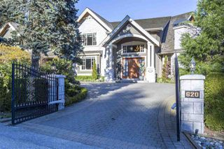 Photo 2: 620 ST. ANDREWS ROAD in West Vancouver: British Properties House for sale : MLS®# R2160566