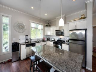 "Photo 8: 2 4887 CENTRAL Avenue in Delta: Hawthorne Townhouse for sale in ""CENTRAL PARK WEST"" (Ladner)  : MLS®# R2195811"