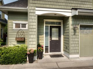 "Photo 2: 2 4887 CENTRAL Avenue in Delta: Hawthorne Townhouse for sale in ""CENTRAL PARK WEST"" (Ladner)  : MLS®# R2195811"