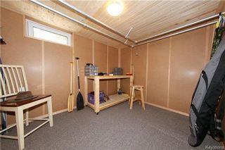 Photo 15: 60 Pilgrim Avenue in Winnipeg: St Vital Residential for sale (2D)  : MLS®# 1723055