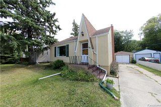 Photo 2: 60 Pilgrim Avenue in Winnipeg: St Vital Residential for sale (2D)  : MLS®# 1723055