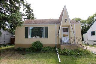 Photo 1: 60 Pilgrim Avenue in Winnipeg: St Vital Residential for sale (2D)  : MLS®# 1723055