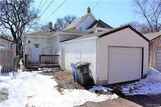 Photo 19: 103 Lansdowne Avenue in Winnipeg: Scotia Heights Residential for sale (4D)  : MLS®# 1808630