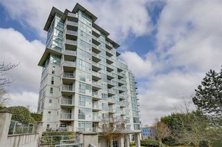 Main Photo: 703 2763 CHANDLERY PLACE in Vancouver: Fraserview VE Condo for sale (Vancouver East)  : MLS®# R2255430