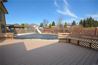 Photo 20: 47 Attache Drive in Winnipeg: Parkway Village Residential for sale (4F)  : MLS®# 1810691