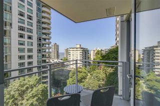 """Photo 18: 1107 1009 HARWOOD Street in Vancouver: West End VW Condo for sale in """"MODERN"""" (Vancouver West)  : MLS®# R2292146"""