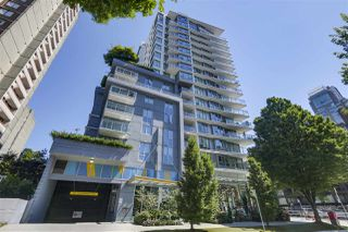 """Photo 1: 1107 1009 HARWOOD Street in Vancouver: West End VW Condo for sale in """"MODERN"""" (Vancouver West)  : MLS®# R2292146"""