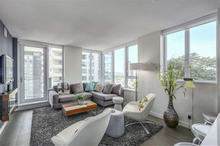 """Photo 2: 1107 1009 HARWOOD Street in Vancouver: West End VW Condo for sale in """"MODERN"""" (Vancouver West)  : MLS®# R2292146"""