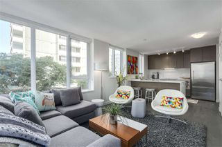 """Photo 5: 1107 1009 HARWOOD Street in Vancouver: West End VW Condo for sale in """"MODERN"""" (Vancouver West)  : MLS®# R2292146"""