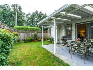 "Photo 20: 2 32165 7TH Avenue in Mission: Mission BC Townhouse for sale in ""Cherry Lane"" : MLS®# R2303587"