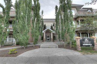 Main Photo: 115 8931 156 Street in Edmonton: Zone 22 Condo for sale : MLS®# E4128950
