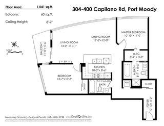 "Photo 18: 304 400 CAPILANO Road in Port Moody: Port Moody Centre Condo for sale in ""ARIA II"" : MLS®# R2306263"
