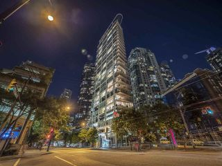 Main Photo: 1401 1277 MELVILLE Street in Vancouver: Coal Harbour Condo for sale (Vancouver West)  : MLS®# R2310570