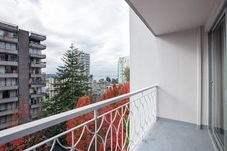 "Photo 15: 702 1219 HARWOOD Street in Vancouver: West End VW Condo for sale in ""CHELSEA"" (Vancouver West)  : MLS®# R2313439"
