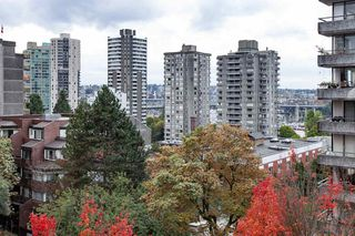 "Photo 17: 702 1219 HARWOOD Street in Vancouver: West End VW Condo for sale in ""CHELSEA"" (Vancouver West)  : MLS®# R2313439"