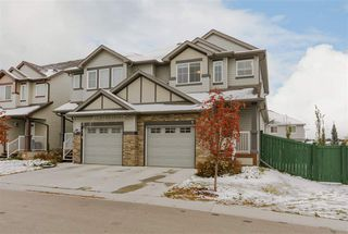 Main Photo: 1 9350 211 St NW in Edmonton: Zone 58 Townhouse for sale : MLS®# E4132467