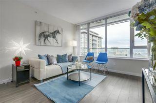 """Photo 1: 1208 7368 GOLLNER Avenue in Richmond: Brighouse Condo for sale in """"CARRERA"""" : MLS®# R2322330"""