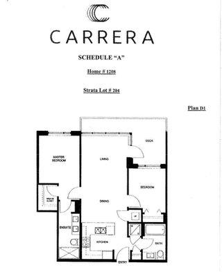 """Photo 19: 1208 7368 GOLLNER Avenue in Richmond: Brighouse Condo for sale in """"CARRERA"""" : MLS®# R2322330"""