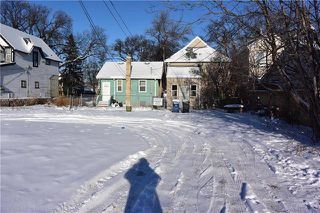 Photo 18: 376 Elgin Avenue in Winnipeg: Central Residential for sale (9A)  : MLS®# 1900107