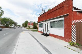 Photo 2: 555 Salter Street in Winnipeg: Industrial / Commercial / Investment for sale (4C)  : MLS®# 1904066
