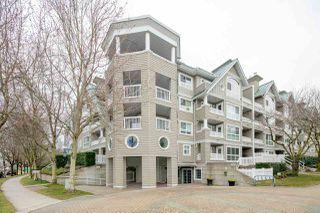 """Main Photo: 409 5900 DOVER Crescent in Richmond: Riverdale RI Condo for sale in """"THE HAMPTONS"""" : MLS®# R2347833"""