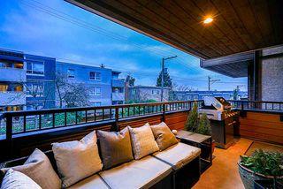 "Photo 20: 202 2480 W 3RD Avenue in Vancouver: Kitsilano Condo for sale in ""Westvale"" (Vancouver West)  : MLS®# R2351895"