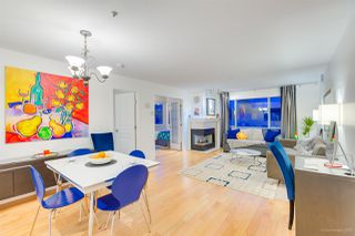 "Photo 3: 313 789 W 16TH Avenue in Vancouver: Fairview VW Condo for sale in ""SIXTEEN WILLOWS"" (Vancouver West)  : MLS®# R2354520"