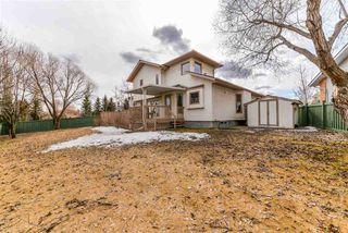 Photo 20: 326 WEBER Way in Edmonton: Zone 20 House for sale : MLS®# E4150638