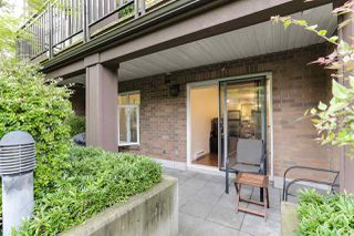 "Photo 14: 101 1533 E 8TH Avenue in Vancouver: Grandview Woodland Condo for sale in ""CREDO"" (Vancouver East)  : MLS®# R2362003"