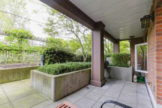 "Photo 16: 101 1533 E 8TH Avenue in Vancouver: Grandview Woodland Condo for sale in ""CREDO"" (Vancouver East)  : MLS®# R2362003"