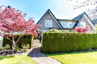 "Main Photo: 54 3711 ROBSON Court in Richmond: Terra Nova Townhouse for sale in ""TENNYSON GARDENS"" : MLS®# R2363451"