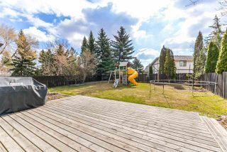 Photo 27: 63 WAKINA Drive in Edmonton: Zone 22 House for sale : MLS®# E4155549
