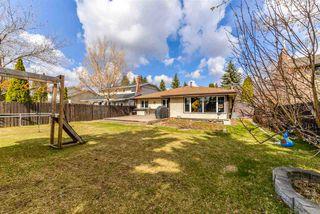 Photo 30: 63 WAKINA Drive in Edmonton: Zone 22 House for sale : MLS®# E4155549