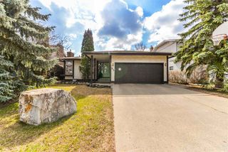 Photo 1: 63 WAKINA Drive in Edmonton: Zone 22 House for sale : MLS®# E4155549