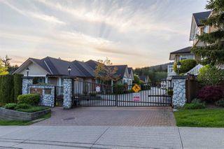 "Photo 20: 15 1506 EAGLE MOUNTAIN Drive in Coquitlam: Westwood Plateau Townhouse for sale in ""RIVER ROCK"" : MLS®# R2368258"