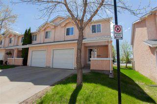 Main Photo: 7527 188 Street in Edmonton: Zone 20 Townhouse for sale : MLS®# E4157822