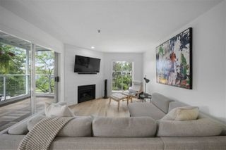 Main Photo: 401 2020 TRAFALGAR Street in Vancouver: Kitsilano Condo for sale (Vancouver West)  : MLS®# R2381749
