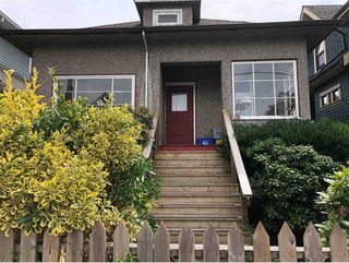 Main Photo: 156 E 22ND Avenue in Vancouver: Main House for sale (Vancouver East)  : MLS®# R2381958