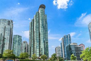 Main Photo: 208 588 BROUGHTON Street in Vancouver: Coal Harbour Condo for sale (Vancouver West)  : MLS®# R2392372