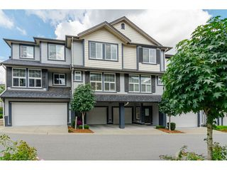 "Photo 1: 56 20831 70 Avenue in Langley: Willoughby Heights Townhouse for sale in ""RADIUS AT MILNER HEIGHTS"" : MLS®# R2396437"