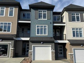 Photo 1: 9 600 Bellerose Drive: St. Albert Townhouse for sale : MLS®# E4176874