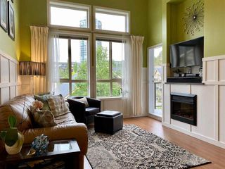 """Photo 9: 412 225 FRANCIS Way in New Westminster: Fraserview NW Condo for sale in """"WHITTAKER"""" : MLS®# R2469527"""